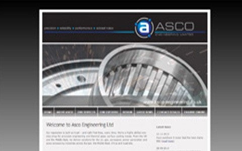 ASCO Engineering by Southport Web Design