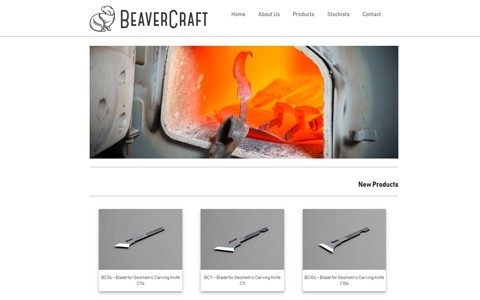 Beaver Craft Tools by Southport Web Design