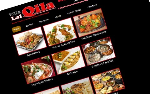 Lal Qila by Southport Web Design