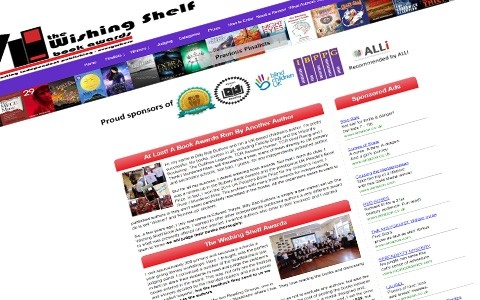 The Wishing Shelf by Southport Web Design