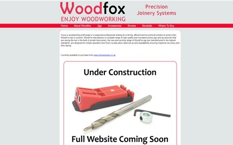Woodfox by Southport Web Design